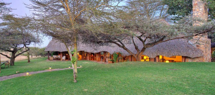 Kifaru House - Lewa
