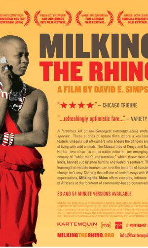 Milking the Rhino