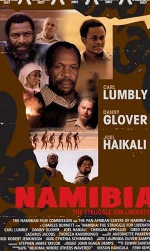 Namibia struggle