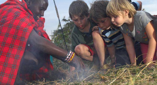 Kenya Family Safari -10 Days