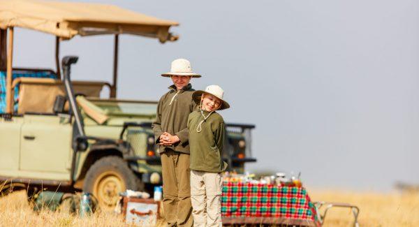 Kenya Family Safarii - 10 Days